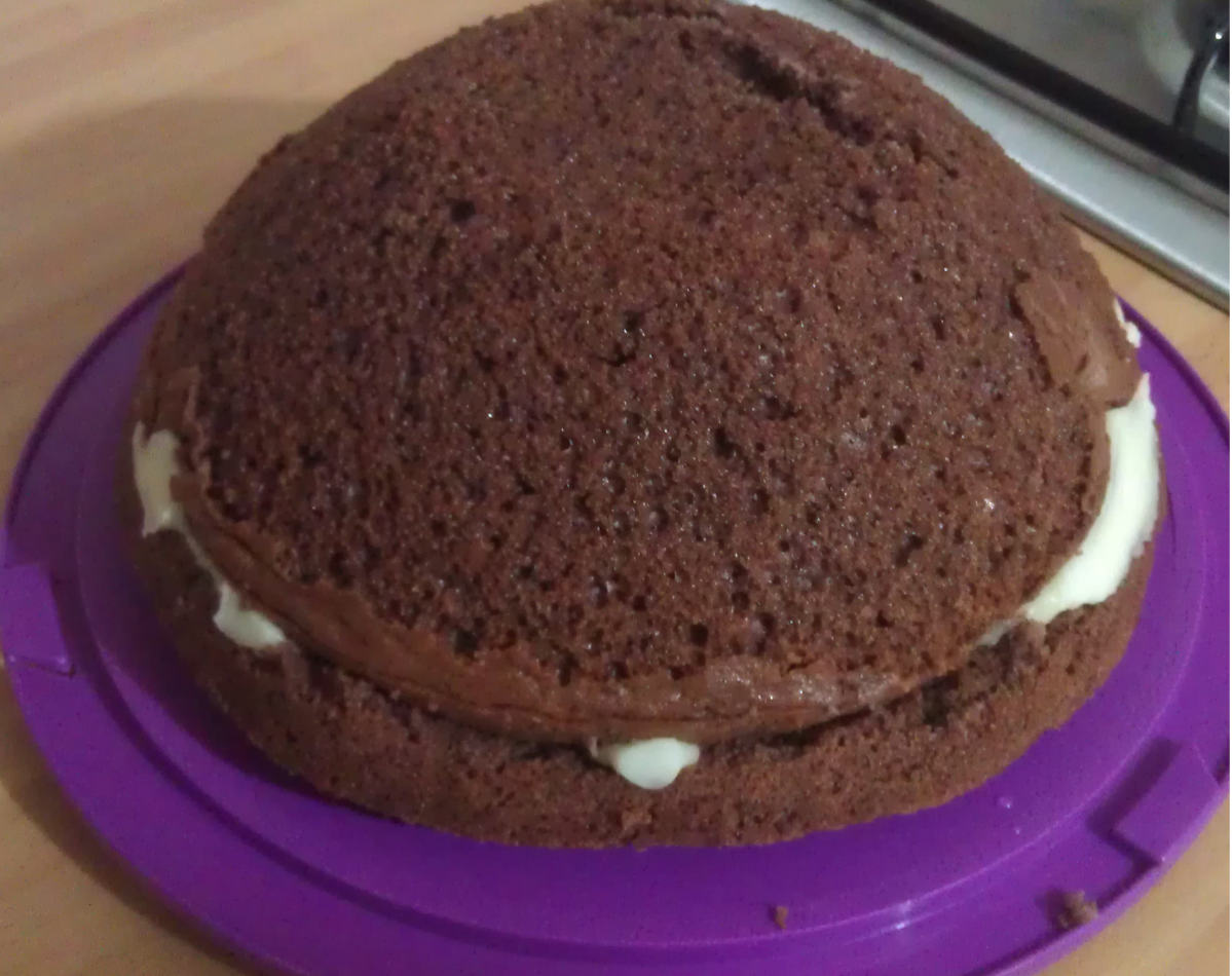 Köstebek Pasta Tarifi Resimli 2