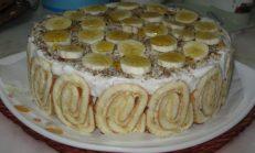 Muzlu Yaş Pasta Tarifleri