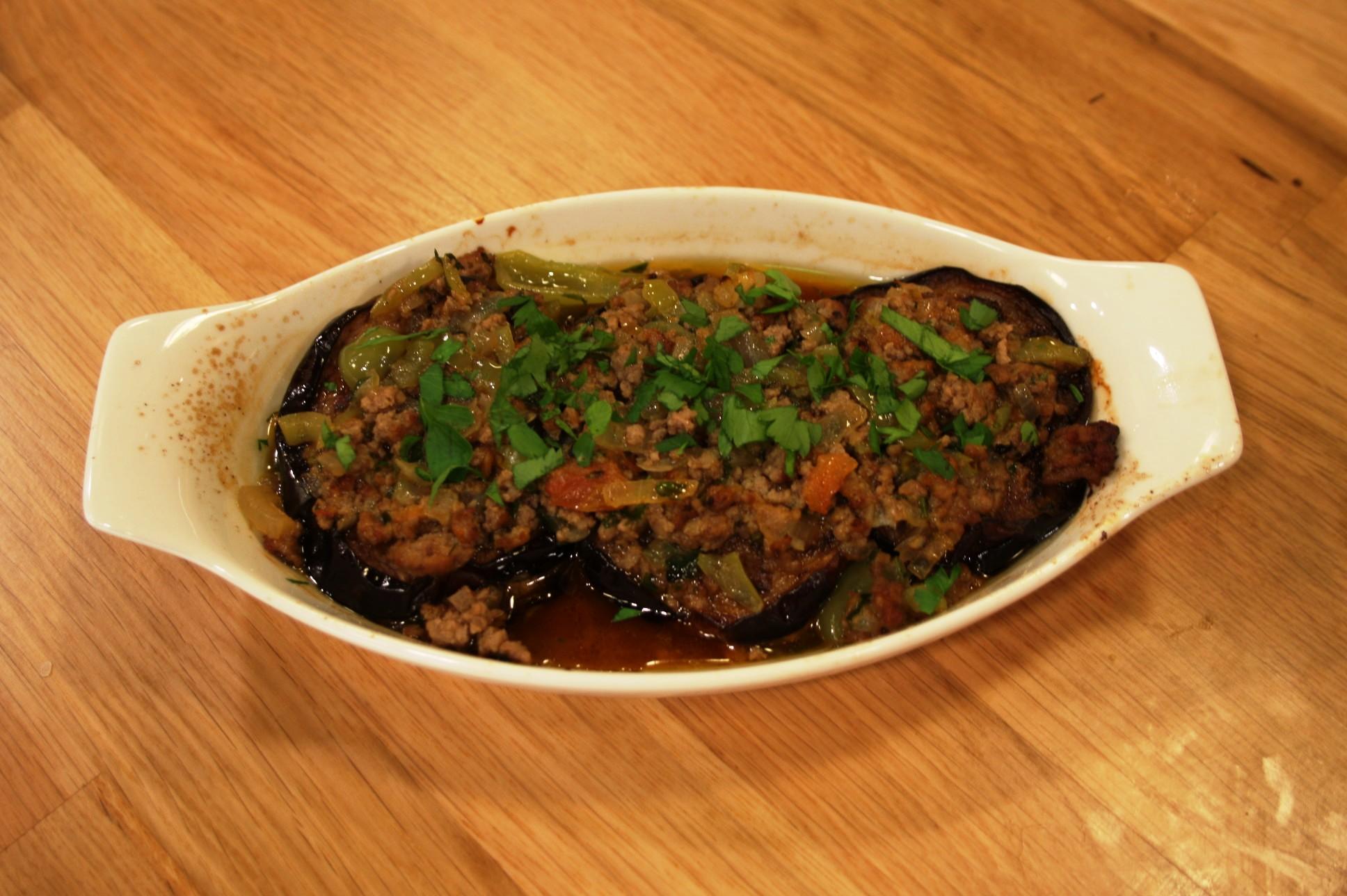 Patlıcan Musakka 3