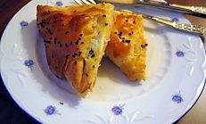 Peynirli Üçgen Börek Tarifi