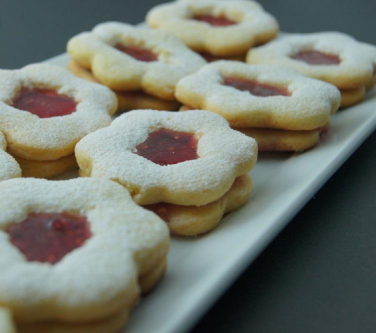 Reçelli kurabiye tarifleri