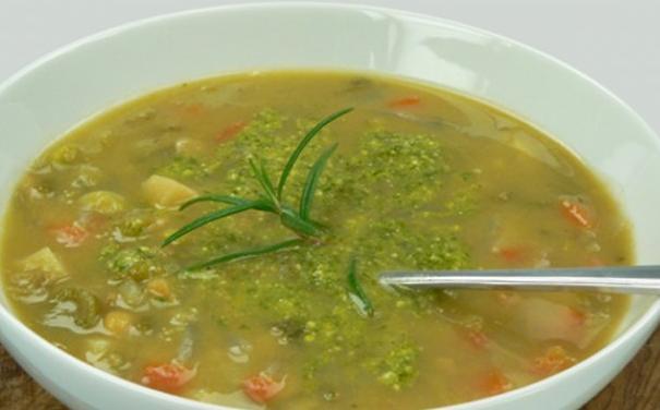 Sebze Çorbası Tarifi - Sebze Çorbası Görselleri 5