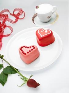 Sevgililer Gunu Pastası