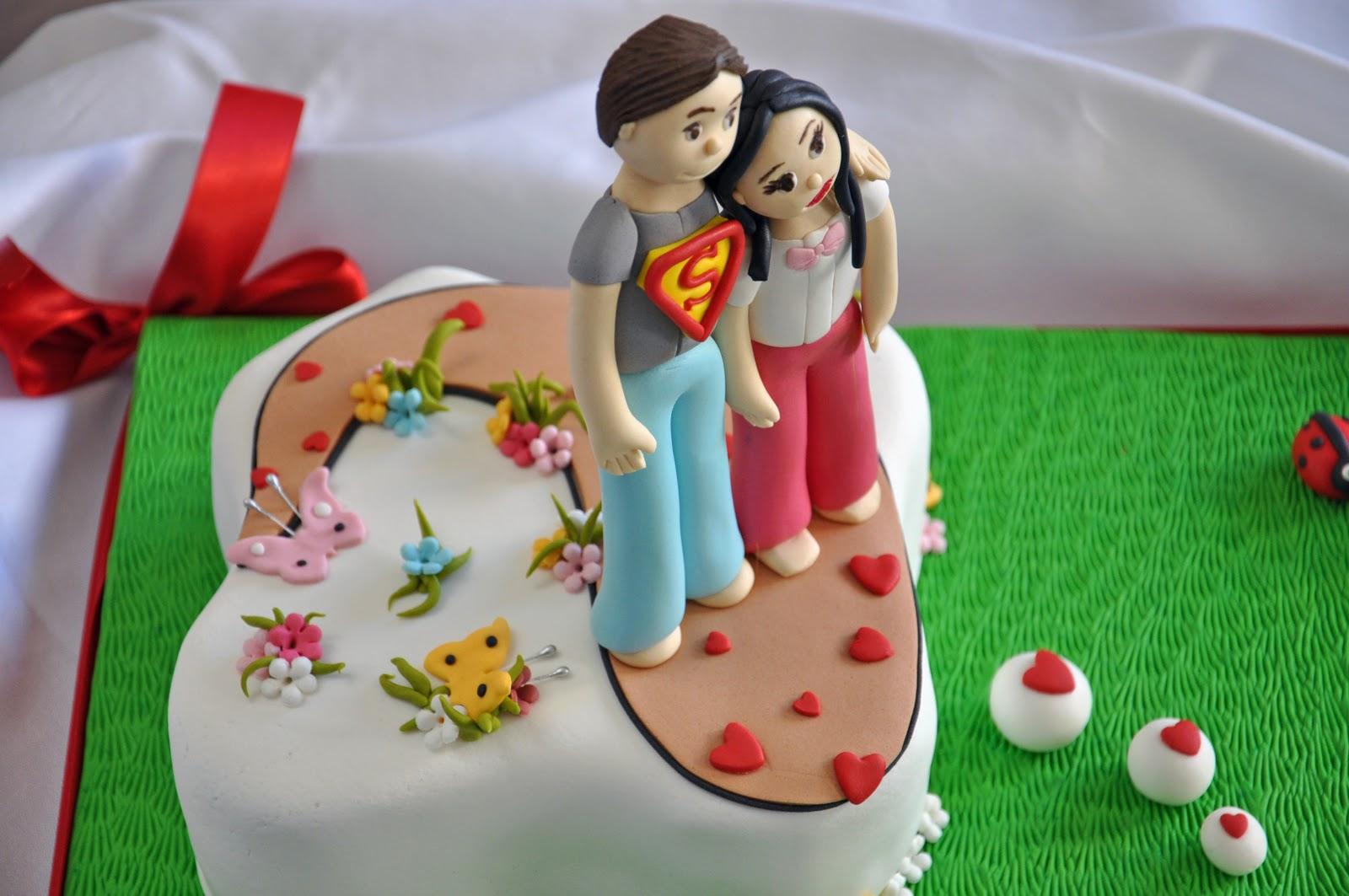 Sevgililer Günü Pastası - Sevgililer Günü Pastası Görselleri 5