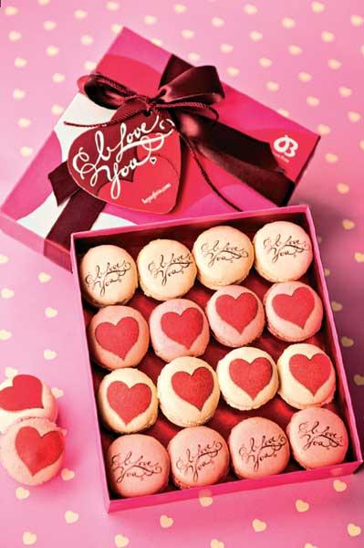 Sevgililer Günü Tatlısı Görselleri 2
