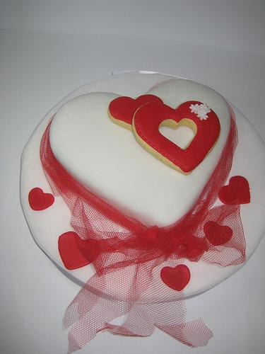 Sevgililer Günü Pastası - Sevgililer Günü Pastası Görselleri 2