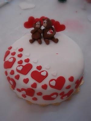 Sevgililer Günü Pastası - Sevgililer Günü Pastası Görselleri 1