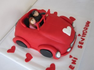 Sevgililer Gunu Pasta