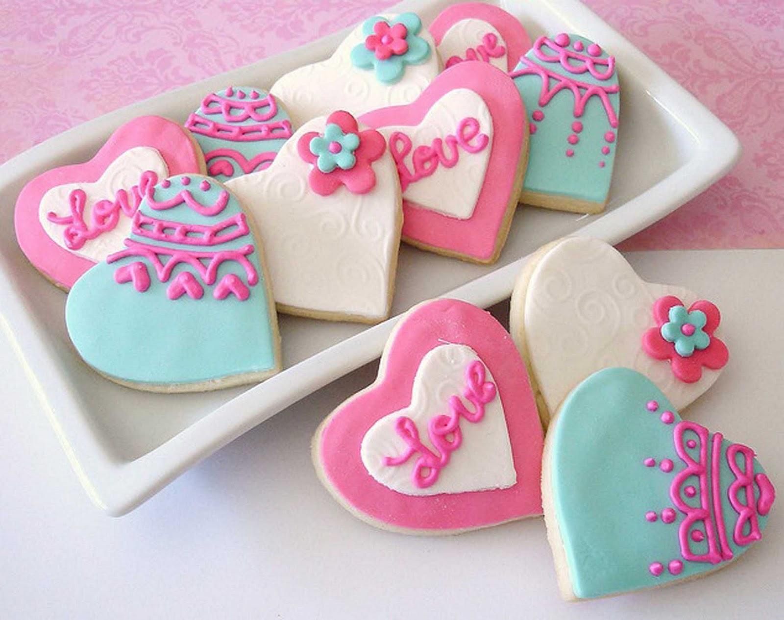 Sevgililer Günü Tatlısı Görselleri 1