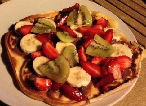 Waffle Kek Tarifi 6