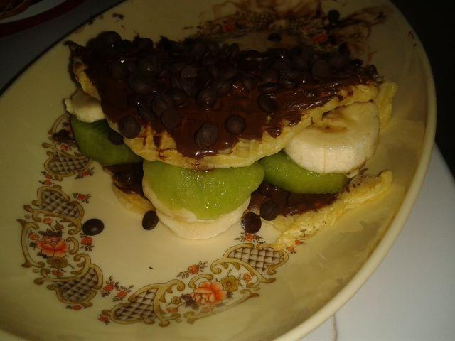 Waffle Kek Tarifi 3