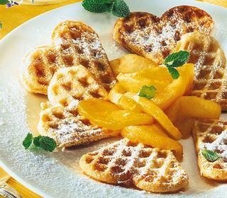 Waffle Kek Tarifi 1