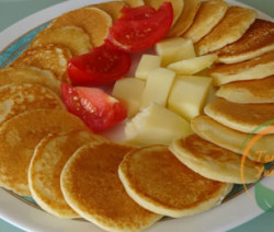 Waffle Kek Tarifi 4