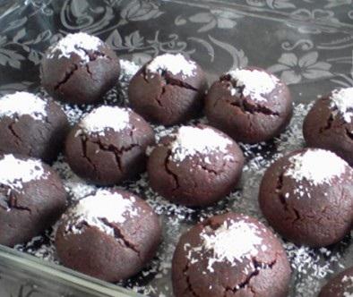 Browni Kurabiye Tarifi