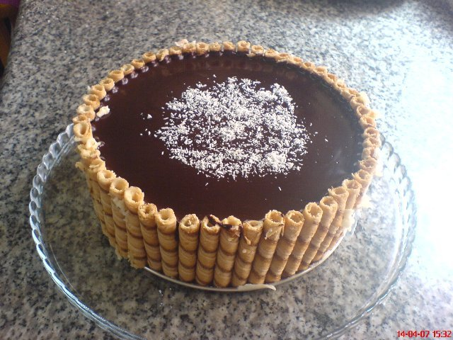 Gofret Pasta Tarifi 3