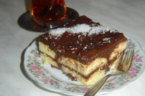 Kedidilli Pasta Sunumu