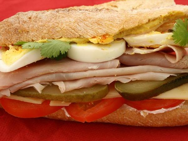 Sandviç Tarifleri 3