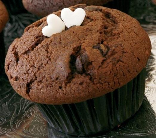 Damla Çikolatalı Muffin 5