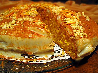 Havuçlu Pasta Tarifi 2016 5