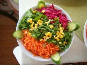 Mevsim Salatası Tarifleri