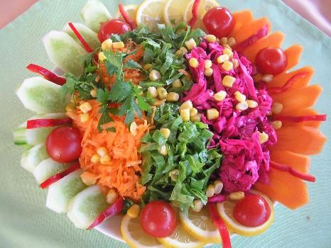 Mevsim Salatası Tarifleri 3