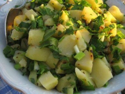 Patates Salata Tarifleri 6