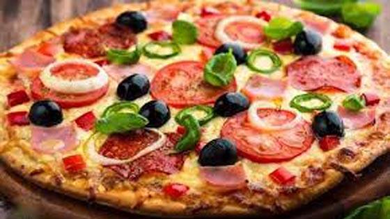 Sebzeli Pizza Tarifi 2