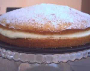 Alman Pastası Tarifi Resimli
