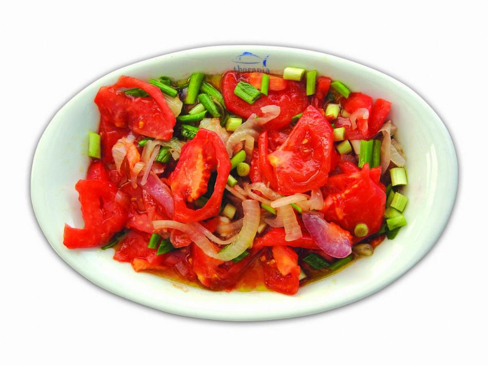 Domates Salatası 3