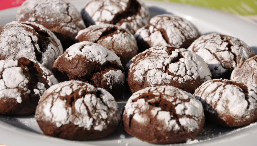 Kakaolu Sütlü Kurabiye Tarifi 1