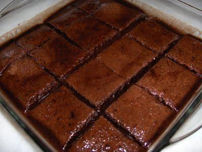 Çikolatalı Revani Tarifi 3