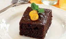 Çikolatalı Revani Tarifi