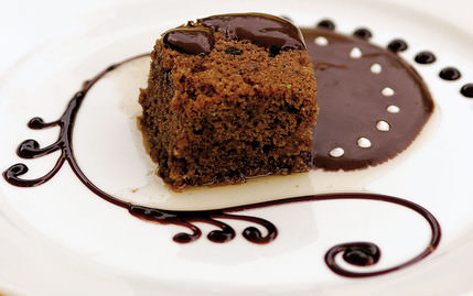 Çikolatalı Revani Tarifi 5