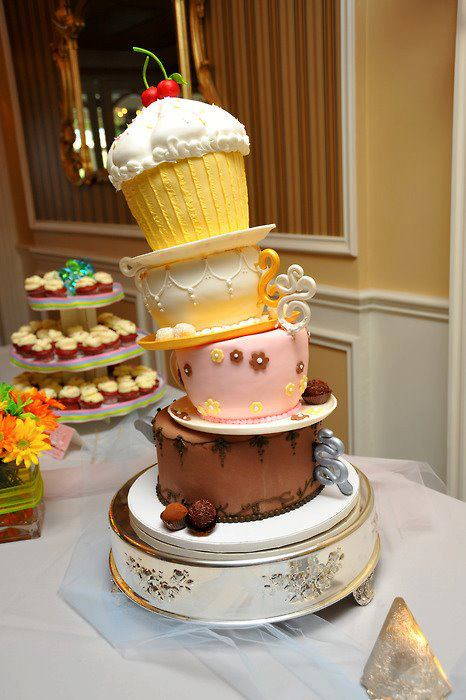 Birbirinden Güzel 13 Doğum Günü Pastası Modeli 8