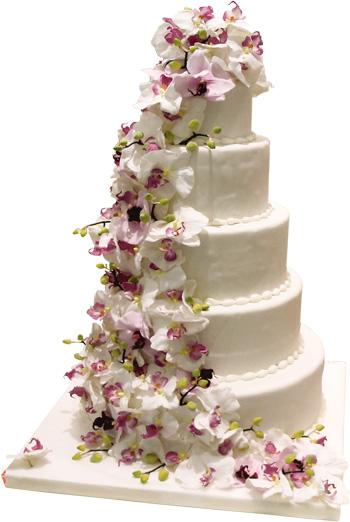 Birbirinden Güzel 12 Düğün Pastası Modeli 12
