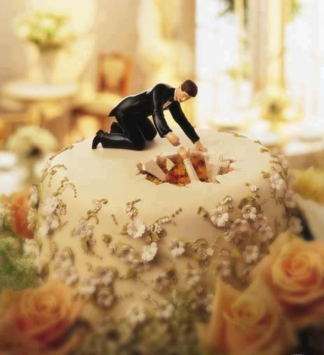 Birbirinden Güzel 12 Düğün Pastası Modeli 6