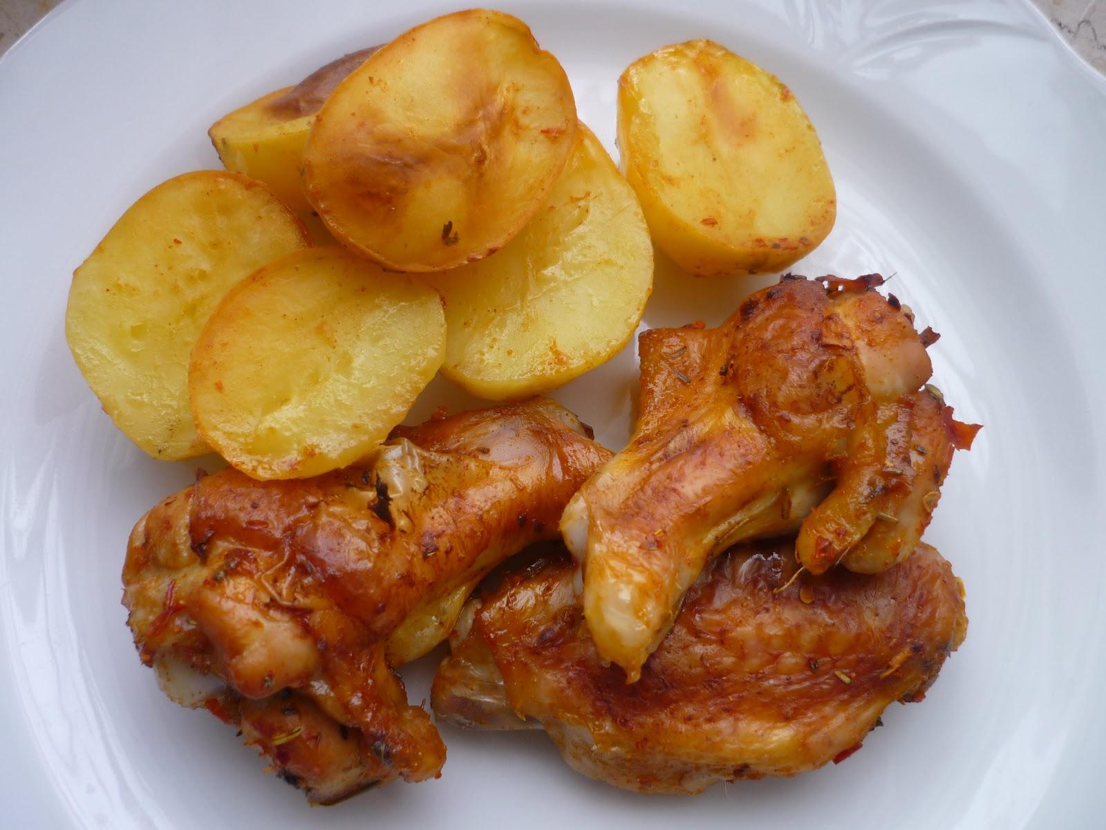 Fırında Tavuk Tarifi – Tavuklu Tarifler