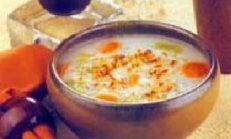 Kaşar Peynirli Çorba Tarifi