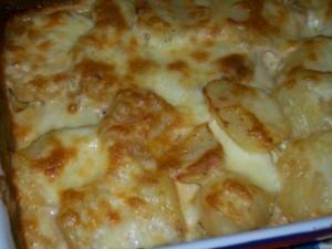 kremalı patates