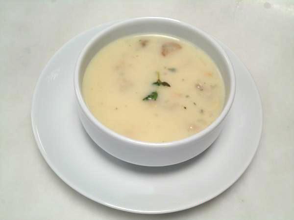 Zeytinyağlı Mantar Çorbası Tarifi 5