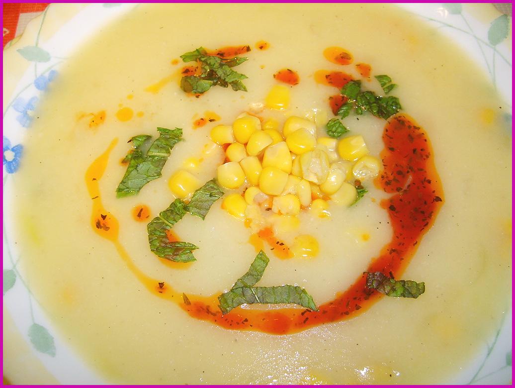 Mısır Çorbası 3