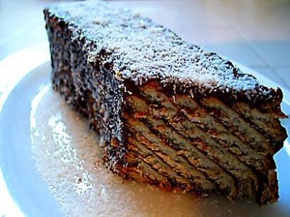 Petibörlü Pasta Tarifi