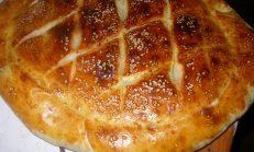 Çörek Otlu Susamlı Ramazan Pidesi Tarifi