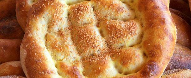 Çörek Otlu Susamlı Ramazan Pidesi Tarifi 2