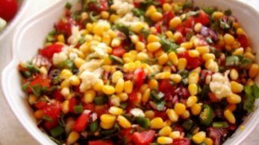 Tavuklu Pirinç Salatası Tarifi