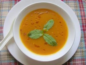 Sebze Çorbası Tarifi Resimli