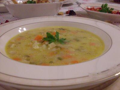 Sebze Çorbası Tarifi 6