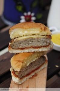 tavuk burger nasıl yapılır