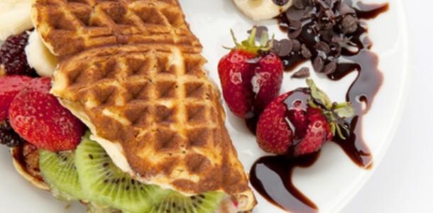 waffle tarifi Resimli