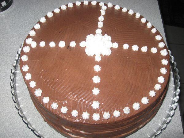 Kolay Yaş Pasta Tarifi 5